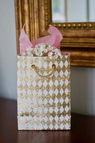 Handmade anything gift bag