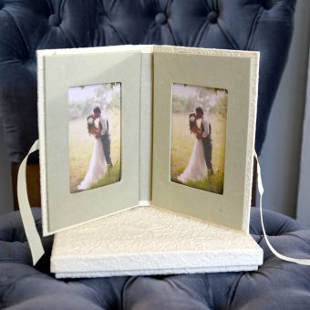 Dual Sided 4x6 Photo Frame 2