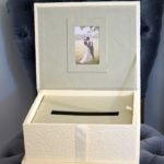 Wedding Card Keepsake MailBox 2
