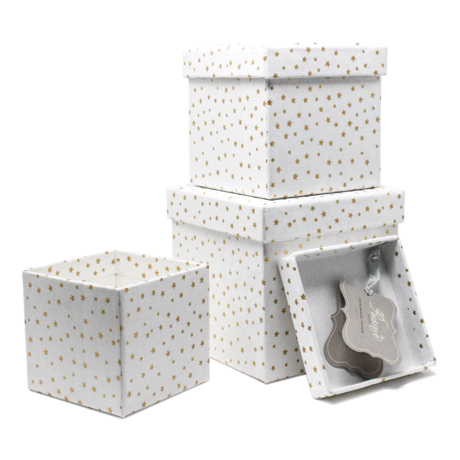Twinkle Star – 3 Piece Nested Gift Box Set 3