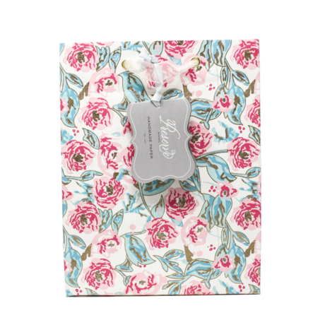 Peonies in Bloom – Classic Cub Gift Bag 2