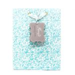 Turquoise Garden – Classic Cub Gift Bag 2