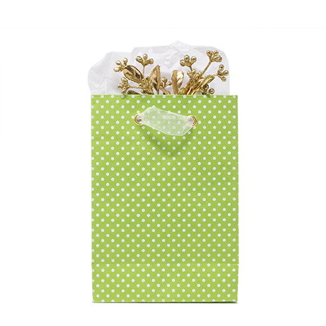 Irish Rain – Petite Cub Gift Bag