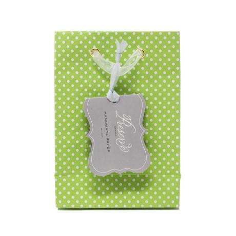 Irish Rain – Petite Cub Gift Bag 2