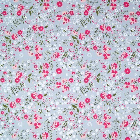 Floral Spray – Rolled Wrapping Sheets 3