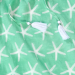 St John Starfish Tunic, Beach Glass 2