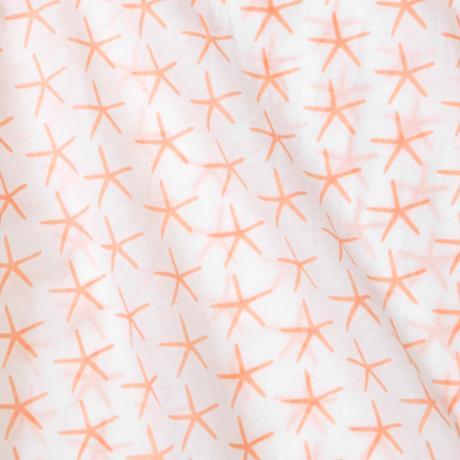Wee Piper Starfish Tunic, Pink Dogwood 3