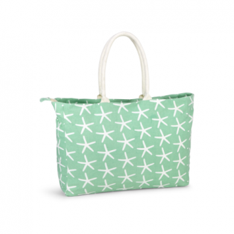 Piper Resort Tote Starfish, Beach Glass