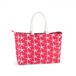 Piper Resort Tote Starfish, Hot Pink