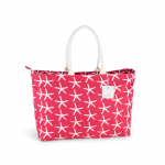 Piper Resort Tote Starfish, Hot Pink 2