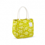 Piper Bucket Tote Coral, Limeade 2
