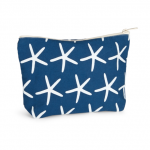 Piper Cosmetics Pouch Starfish, Midnight Blue