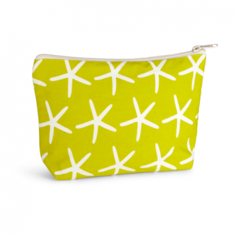 Piper Cosmetics Pouch Starfish, Limeade