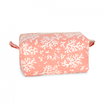 Piper Cosmetics Case Coral, Coral