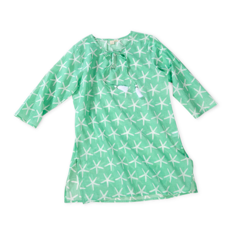 St John Starfish Tunic, Beach Glass