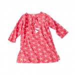 St John Starfish Tunic, Hot Pink